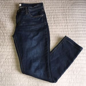 FREE PEOPLE ankle jeans